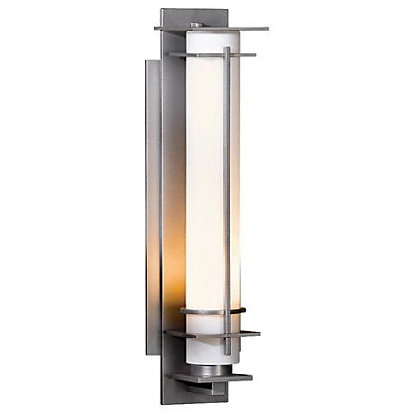 """Hubbardton Forge After Hours 15 3/4"""" High Outdoor Wall Light"""