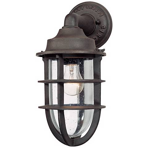 """Wilmington Collection 14 1/2"""" High Outdoor Wall Light"""