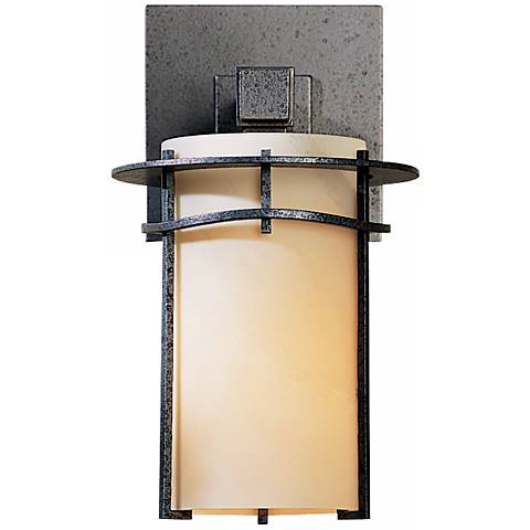 "Hubbardton Forge Exos Pasadena 11"" High Wall Sconce"