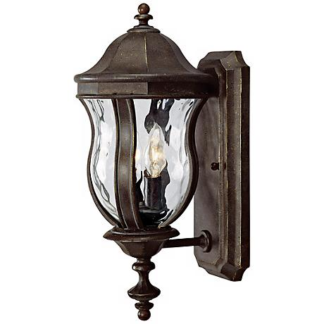 "Monticello Collection 18"" High Outdoor Wall Light"