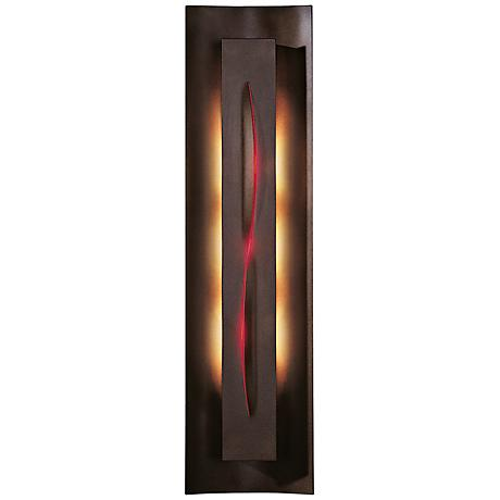 Red Glass Wall Sconces : Gallery Collection Red Glass 27 1/4