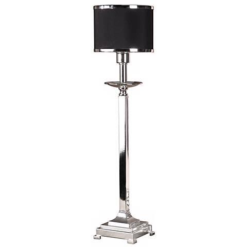 Uttermost Tuxedo Buffet Table Lamp