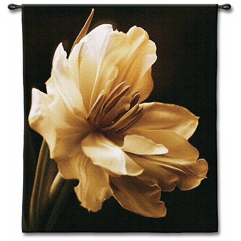 "The Essence of Beauty 53"" High Wall Tapestry"