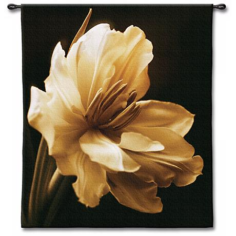 """The Essence of Beauty 53"""" High Wall Tapestry"""