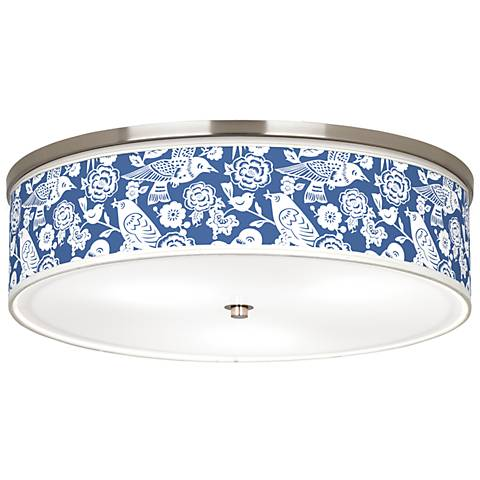 "Seedling by thomaspaul Aviary 20 1/4"" Wide Ceiling Light"