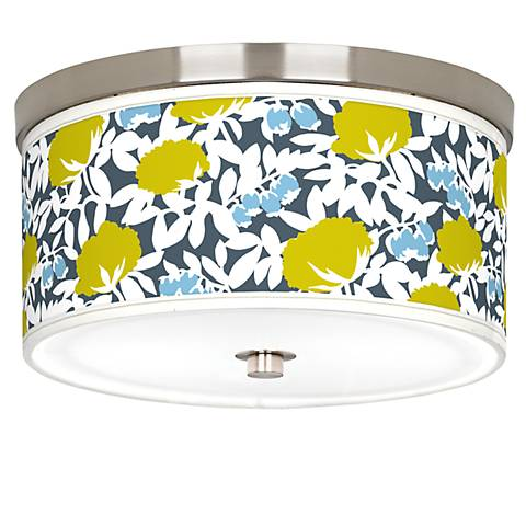 "Seedling by thomaspaul Hedge 10 1/4"" Wide Ceiling Light"
