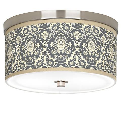 "Seedling by thomaspaul Damask 10 1/4"" Wide Ceiling Light"