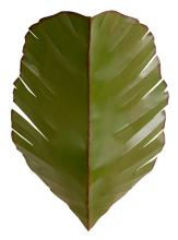 "Varaluz Banana Leaf Collection 17"" High Sconce"