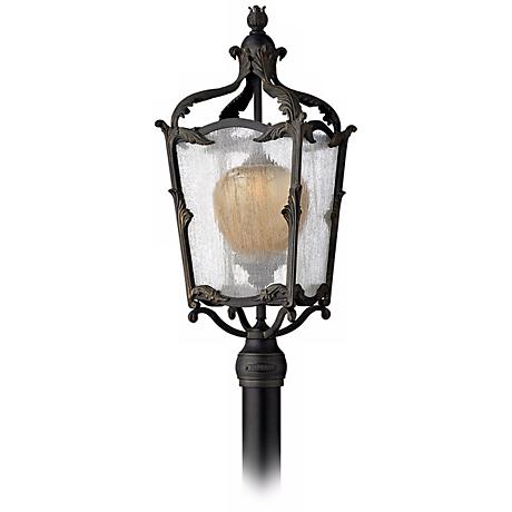 """Hinkley Sorrento Collection 28 3/4"""" High Outdoor Post Light"""