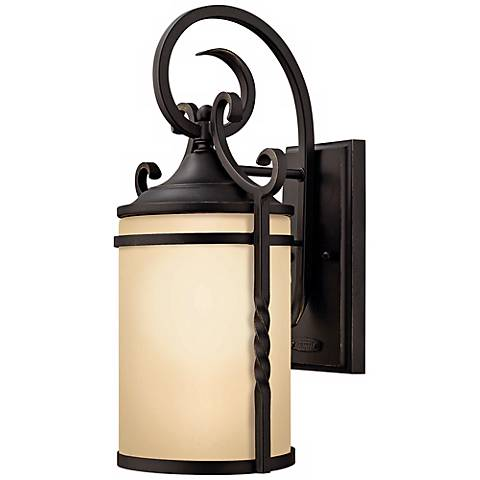 "Hinkley Casa Collection 13"" High Outdoor Wall Light"