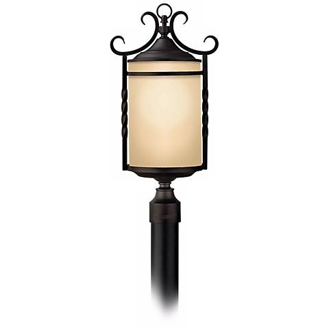 "Hinkley Casa Collection 24"" High Outdoor Post Light"