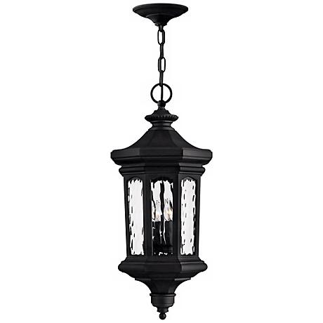 """Hinkley Raley Collection 27 1/2"""" High Outdoor Hanging Light"""
