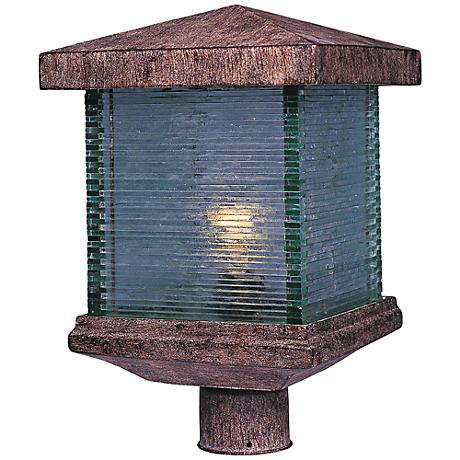 "Triumph Collection 15"" High Outdoor Post Light"