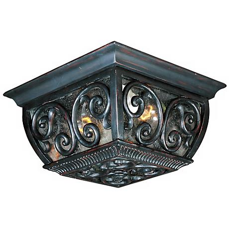 """Newbury Collection 10 1/2"""" Wide Ceiling Light"""