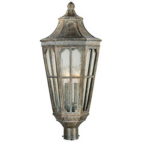 "Beacon Hill Collection 24 1/2"" High Outdoor Post Light"