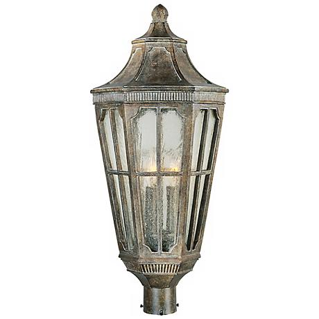 """Beacon Hill Collection 24 1/2"""" High Outdoor Post Light"""