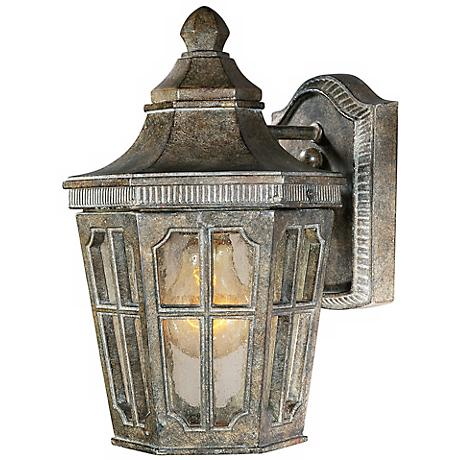 "Beacon Hill Collection 11"" High Outdoor Wall Light"