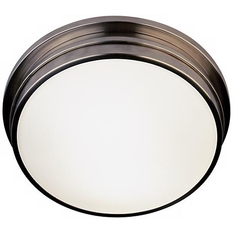 """Roderick Collection Silver 13 1/2"""" Wide Ceiling Light"""