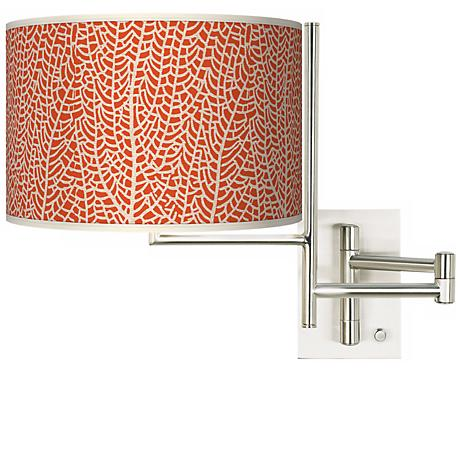 Tempo Stacy Garcia Seafan Coral Plug-in Swing Arm