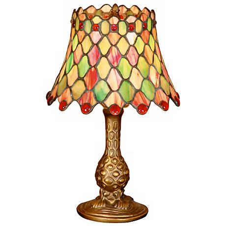 Dale Tiffany Manti Accent Lamp