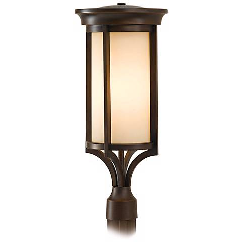 "Feiss Merrill 22 1/2"" High Outdoor Post Light"