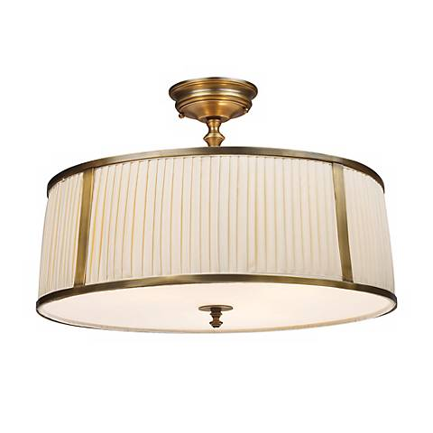"Williamsport Collection 20"" Wide Ceiling Light Fixture"