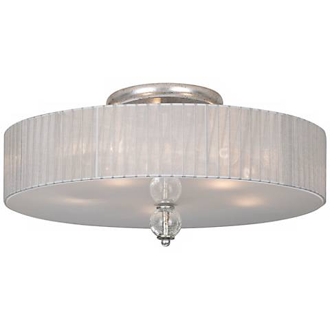 "Perugia Collection 23"" Wide Ceiling Light Fixture"