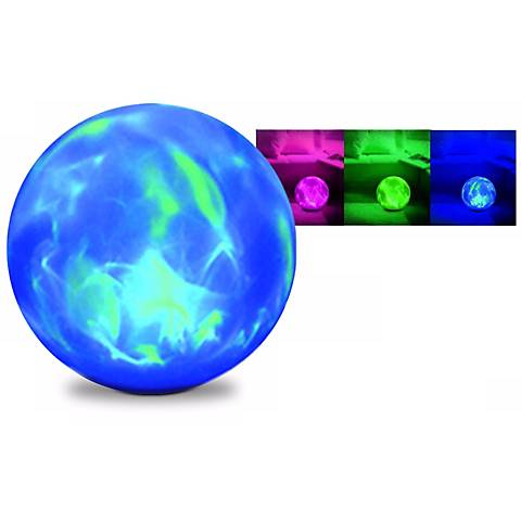 "Supernova 8"" Color Changing Sphere"