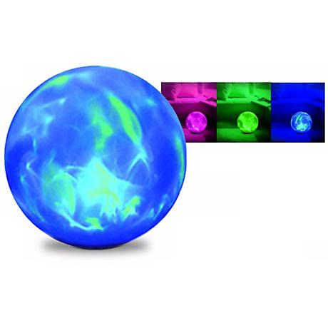 "Supernova 8"" Color Changing Sphere"