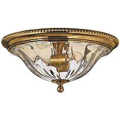 brass - antique brass, close to ceiling lights | lamps plus