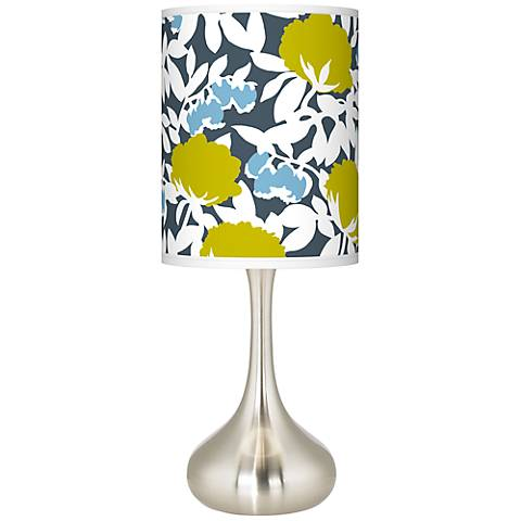 Seedling by thomaspaul Hedge Droplet Table Lamp