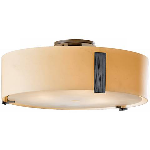 "Impressions Collection 18 1/2"" Wide Ceiling Light Fixture"