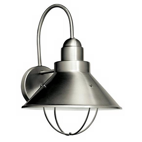 """Kichler ENERGY STAR® 14 1/2"""" High Outdoor Wall Sconce"""