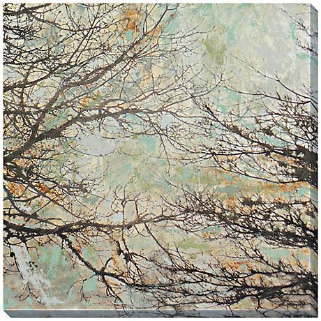 "Enchanted II Giclee Print Indoor/Outdoor 40"" Square Wall Art"