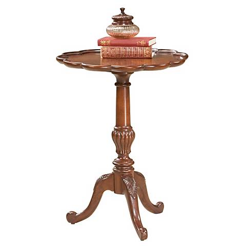 Plantation Cherry Collection Pedestal Table