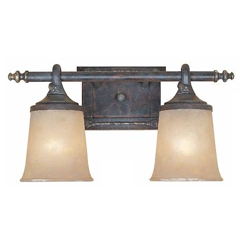 "Austin Collection 17 1/2"" Wide Bathroom Wall Light"