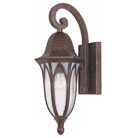 "Berkshire Collection 18"" High Outdoor Wall Light"