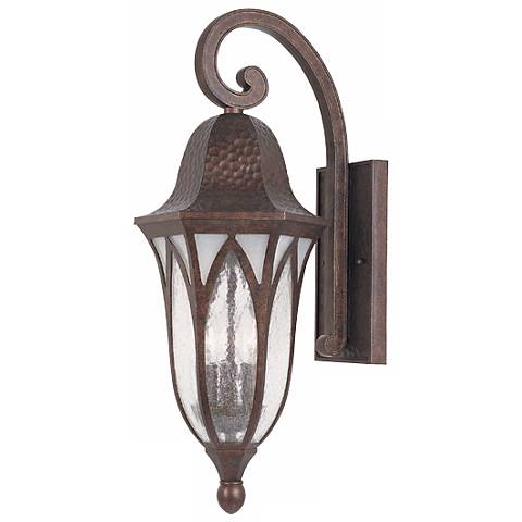 "Berkshire Collection 23"" High Outdoor Wall Light"