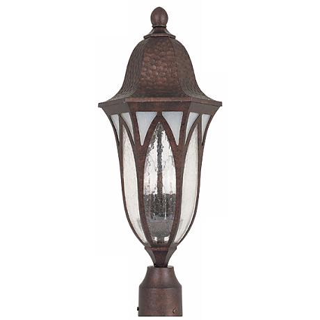 "Berkshire Collection 22 1/2"" High Outdoor Post Light"