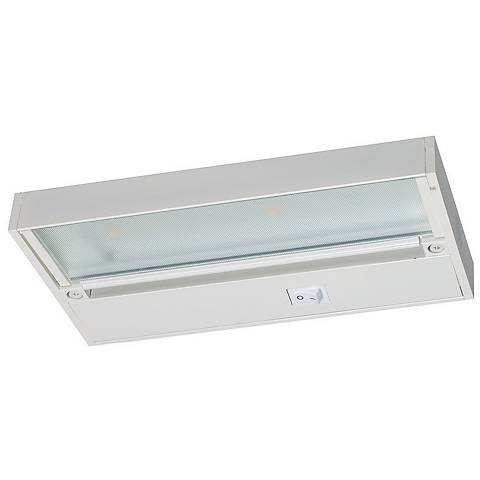 "9"" Juno Pro-LED White Hardwired Undercabinet Light"