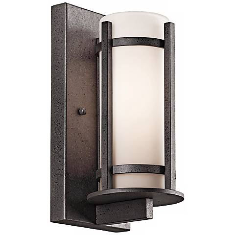 "Camden ENERGY STAR® 11"" High Outdoor Wall Light"