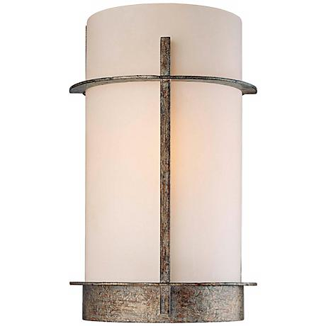 """Minka Compositions Collection 12 1/2"""" High Wall Sconce"""