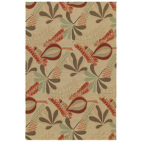 Tybee Linen Indoor-Outdoor Rug