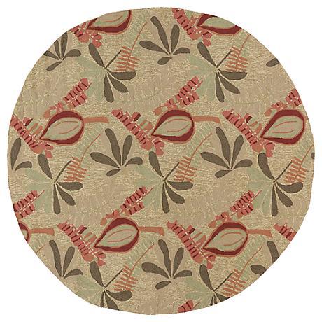 Tybee Linen Indoor-Outdoor Rug