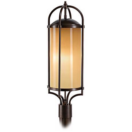 """Feiss Dakota 28 1/4"""" High Outdoor Post Light"""
