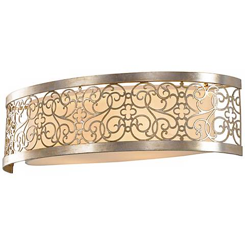"Feiss Arabesque 23 3/4"" Wide Bathroom Wall Light"