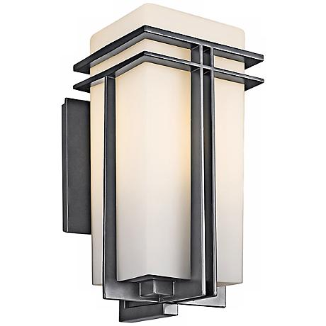 "Tremillo Energy Efficient 17 1/2"" High Outdoor Wall Light"