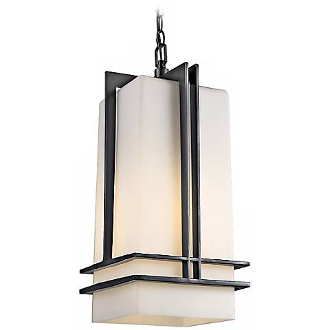 """Tremillo Energy Efficient 17"""" High Outdoor Hanging Light"""