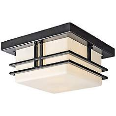 Outdoor Ceiling Light: Tremillo Energy Efficient 11 1/2