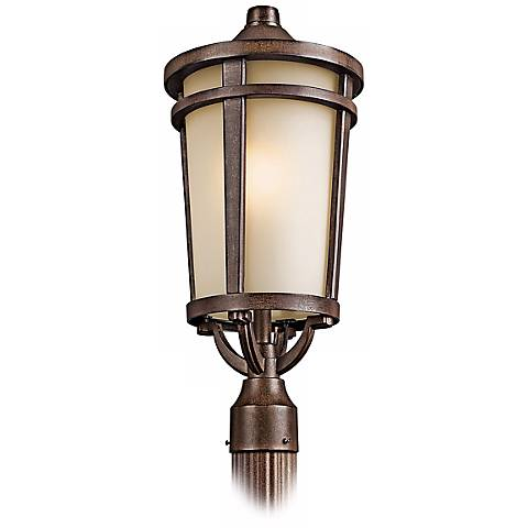 "Atwood Collection 22 1/2"" High Outdoor Post Light"